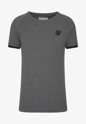 RIB TECH - T-shirt basic - grey