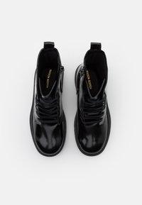 Scotch & Soda - AUBRI - Kotníkové boty na platformě - black - 5