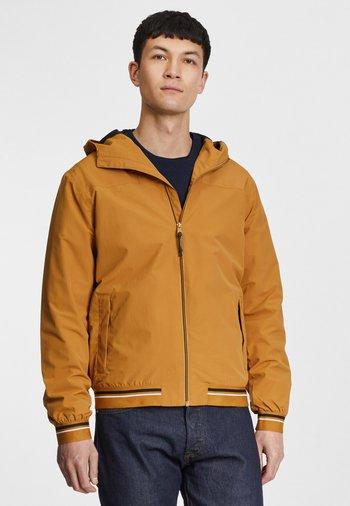 COASTAL COOL - Zip-up hoodie - wheat boot