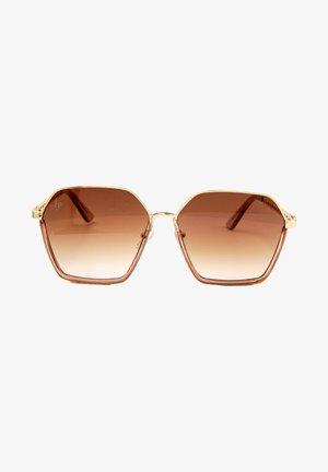 Gafas de sol - rose gold