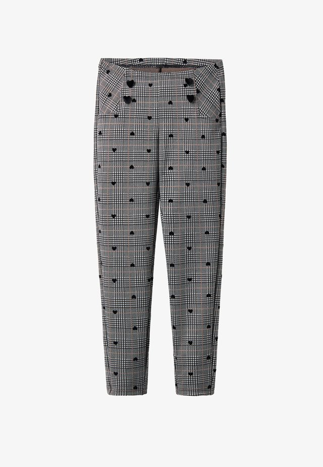 STRETCH SAILOR - Leggings - Trousers - prince of wales