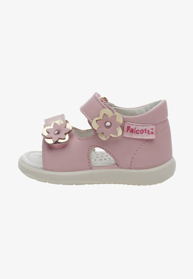 BEACH - Chaussures premiers pas - pink