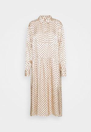 PETRINE DRESS - Maxi dress - creme