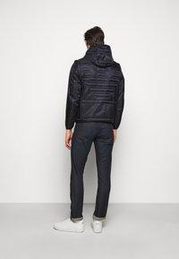 Emporio Armani - Winter jacket - dark blue - 2