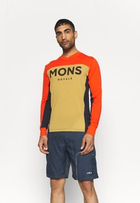 Mons Royale - REDWOOD ENDURO - Long sleeved top - desert alchemy - 0