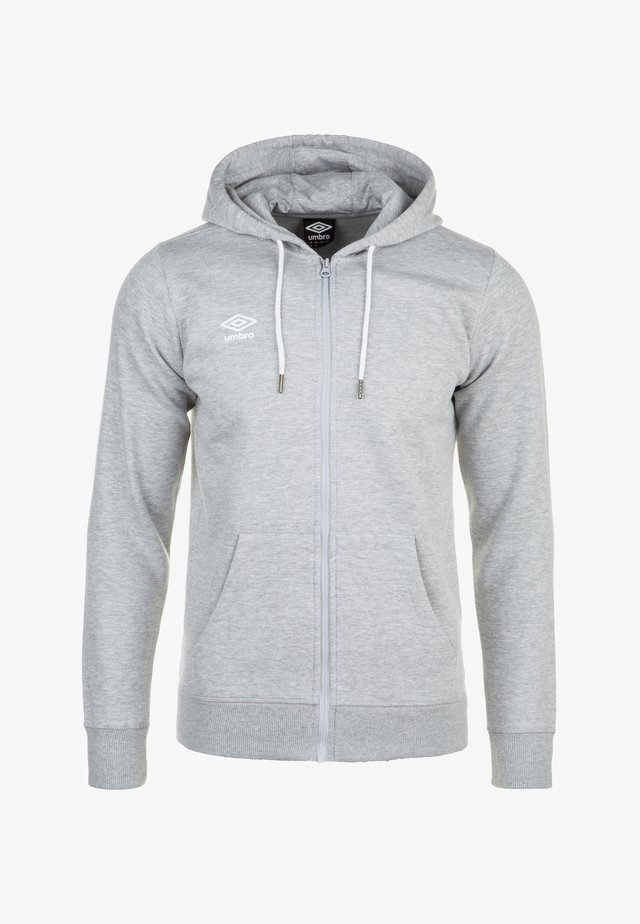Bluza rozpinana - gray