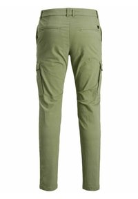 Jack & Jones - Cargo trousers - deep lichen green - 7
