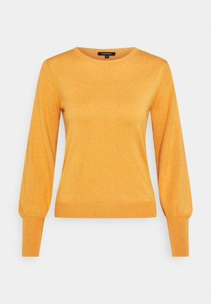 Jersey de punto - autumn gold