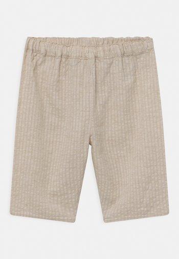 UNISEX - Shorts - seersucker