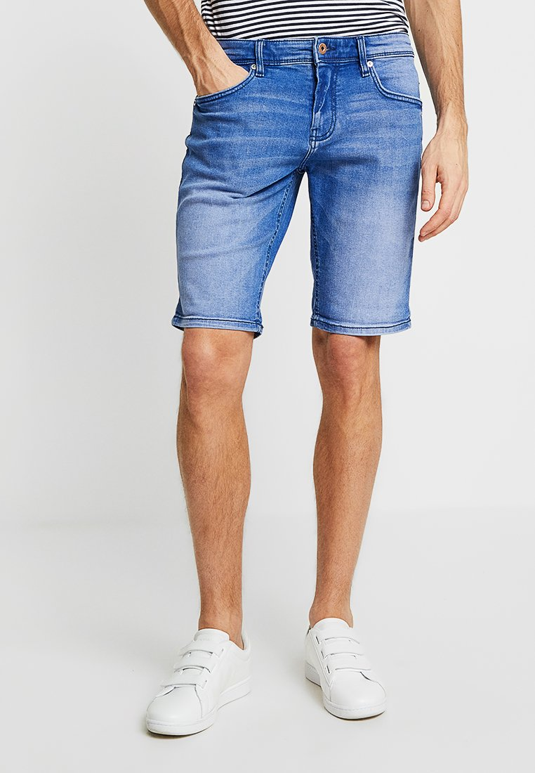 CELIO - NOBROB - Jeans Shorts - blue