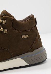 Skechers - FELANO - Sneaker high - taupe - 5