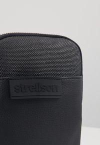 Strellson - ROYAL OAK SHOULDERBAG - Across body bag - black - 6