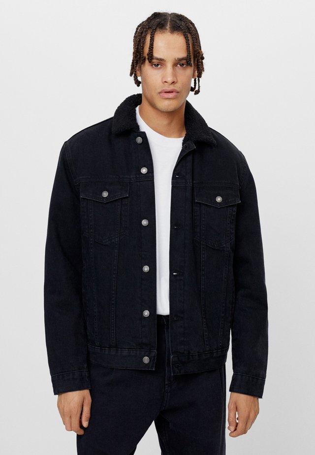 Veste en jean - black