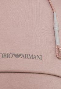 Emporio Armani - Mikina - light pink - 2