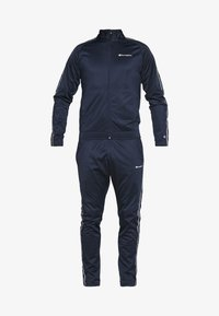 Champion - TRACKSUIT TAPE - Tracksuit - navy - 6