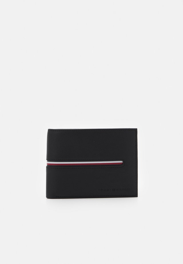 DOWNTOWN EXTRA CC AND COIN - Portefeuille - black
