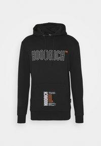 Hoodrich - Hoodie - black/golden poppy - 0