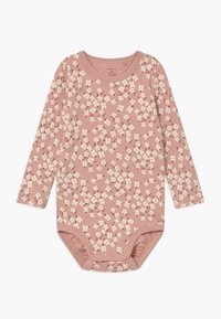 Lindex - FLOWERS AND CREAM 2 PACK - Body - dusty pink - 1