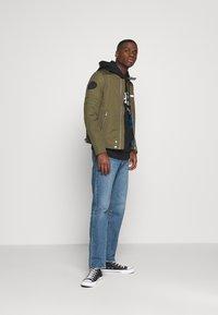 Diesel - J-GLORY JACKET - Summer jacket - olive - 1