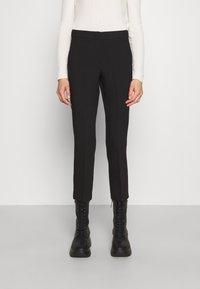 MAX&Co. - ORMAI - Trousers - black - 0