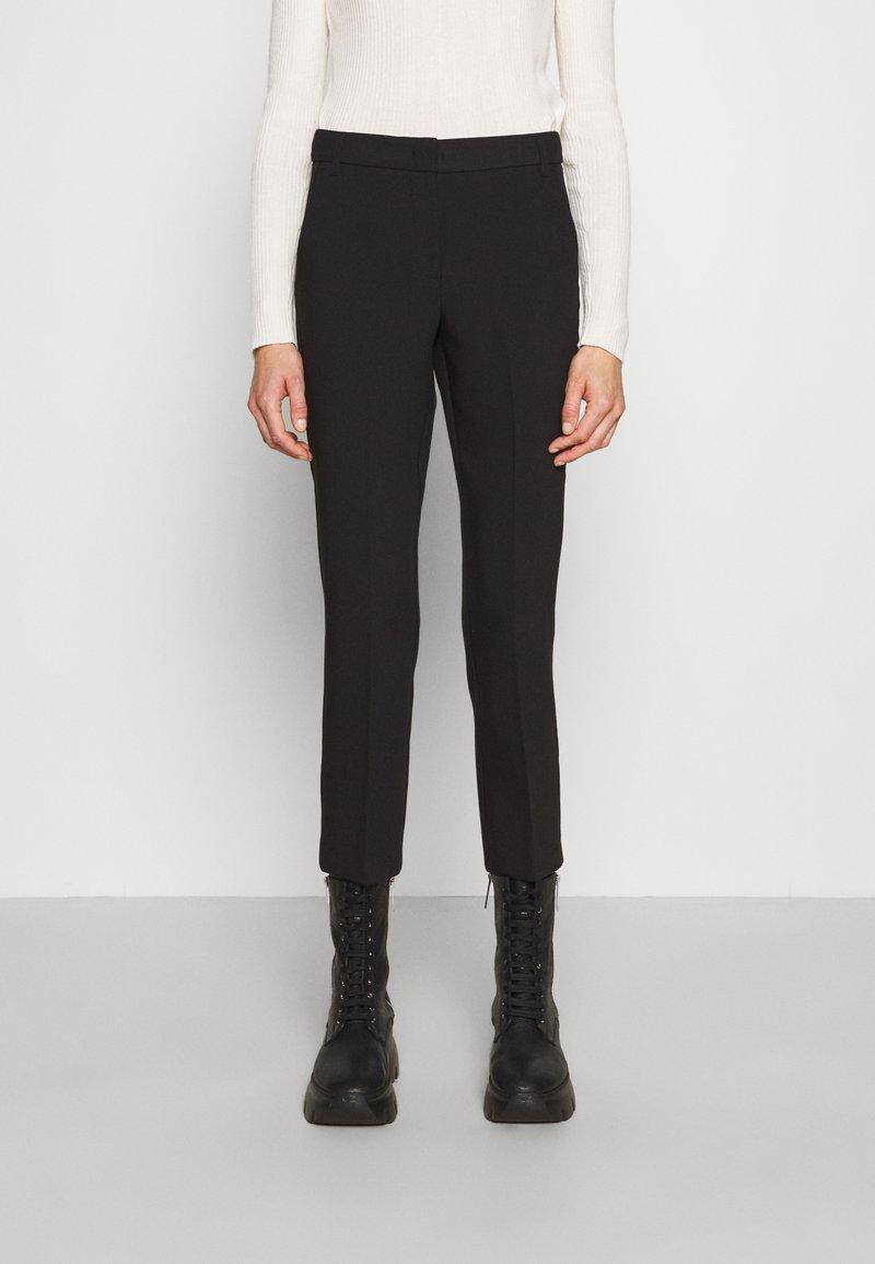 MAX&Co. - ORMAI - Trousers - black