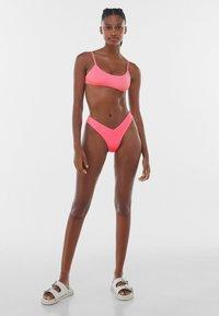 Bershka - Bikini bottoms - pink - 1
