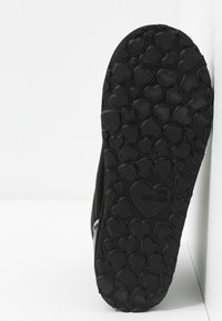 Love Moschino - WINTER LOVE - Classic ankle boots - black - 6