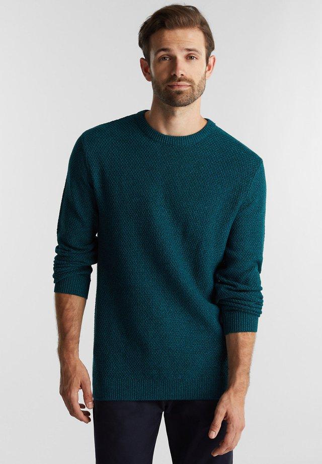 Trui - turquoise