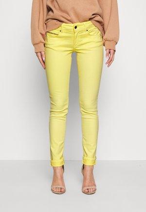 KATHA - Trousers - lemon