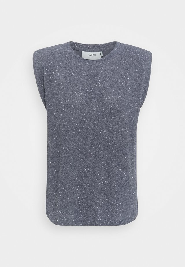 IMMA - T-shirt print - grey
