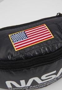 Urban Classics - NASA SHOULDERBAG - Bum bag - black - 6