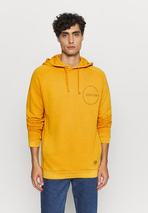 SUSTAINABLE HOODIE - Sweat à capuche - desert honey