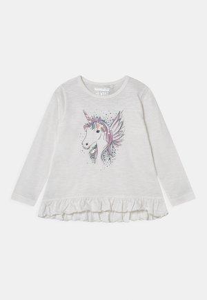 KIDS - Long sleeved top - cream white