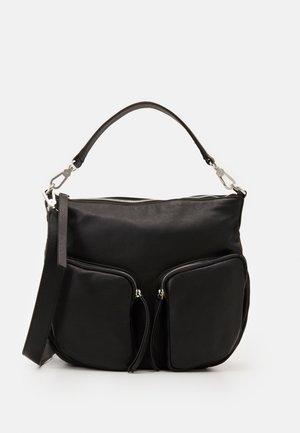 OLIVIA  - Handbag - black/nickel