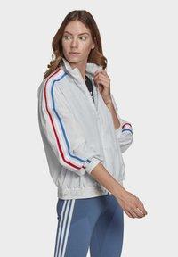 adidas Originals - Training jacket - dash grey - 2