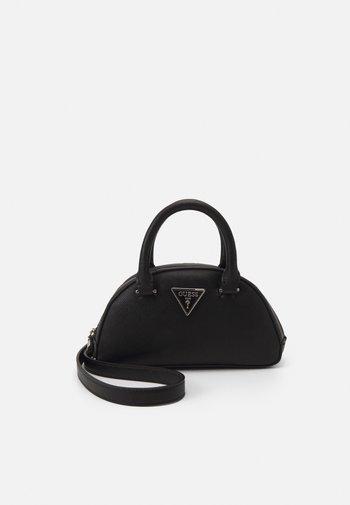 CORDELIA MINI DOME SATCHEL - Handbag - black