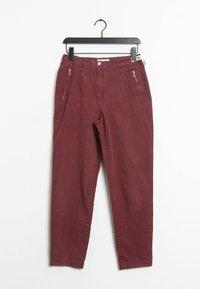 Vanilia - Slim fit jeans - red - 0