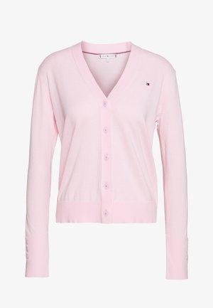 LOUA CARDI - Cardigan - pastel pink