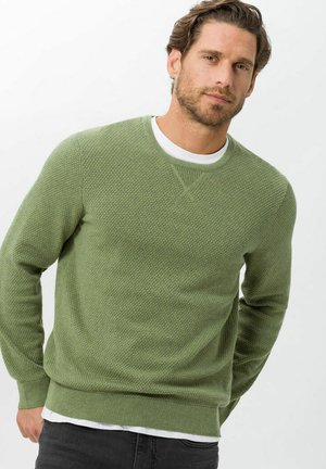 STYLE RICK - Jumper - spinach