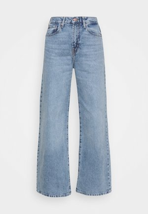 ONLHOPE LIFE  - Bootcut jeans - light blue