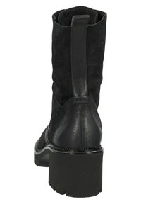 Paul Green - Lace-up ankle boots - schwarz 017 - 4