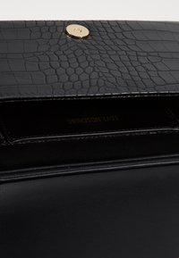 Love Moschino - BORSA - Across body bag - black - 3