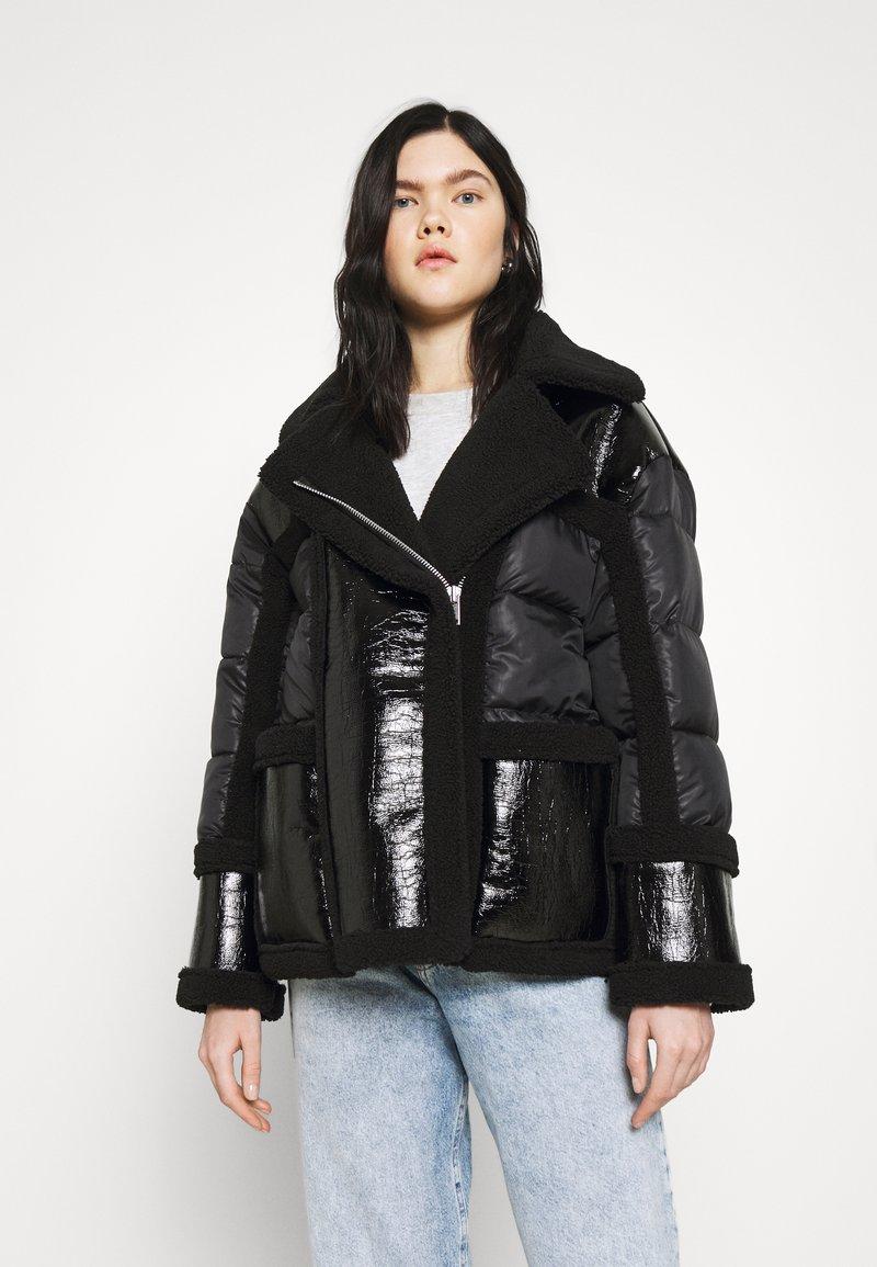 Topshop - Winter jacket - black