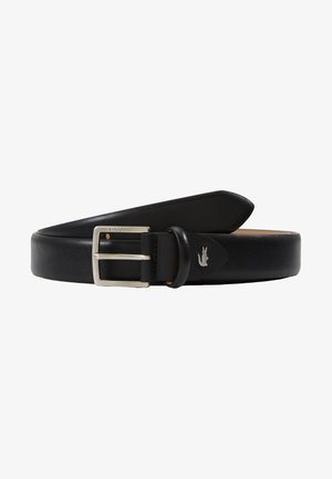 PLAIN BELT - Belt business - black