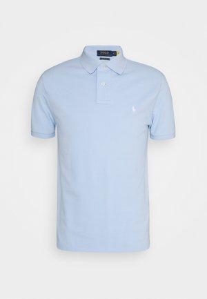CUSTOM SLIM FIT MESH POLO - Polo shirt - elite blue