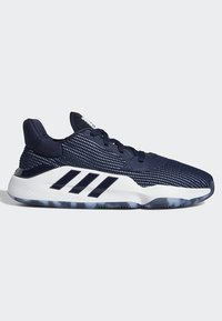 adidas Performance - PRO BOUNCE 2019 LOW SHOES - Basketball shoes - blue - 9