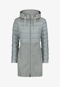 Amber & June - MIT KAPUZE - Winter coat - rauchblau - 3