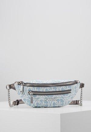 CALEY BELT BAG - Rumpetaske - blue
