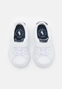 Polo Ralph Lauren - THERON IV UNISEX - Baskets basses - white/navy - 3