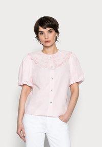 Love Copenhagen - PINKA - Button-down blouse - cherry blossom - 0